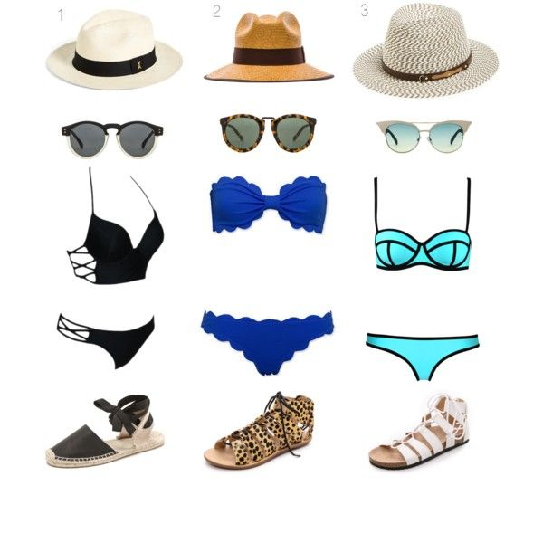 spring break swimsuits