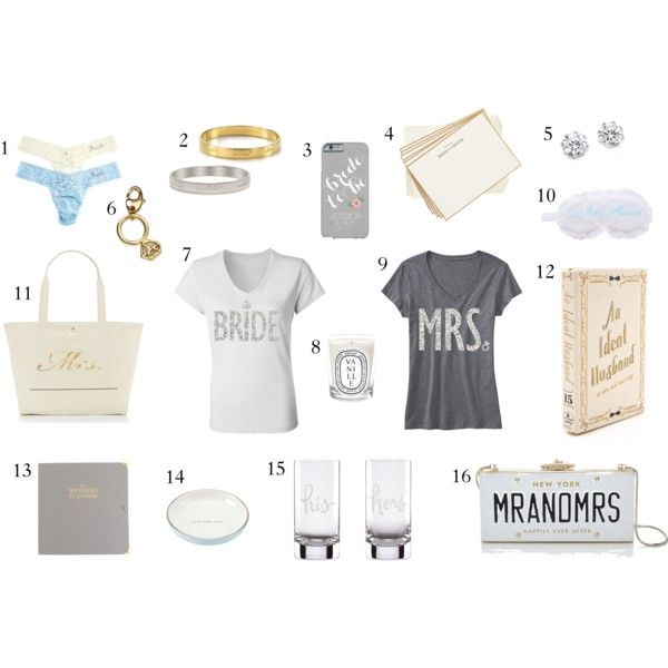 bride to be gift guide