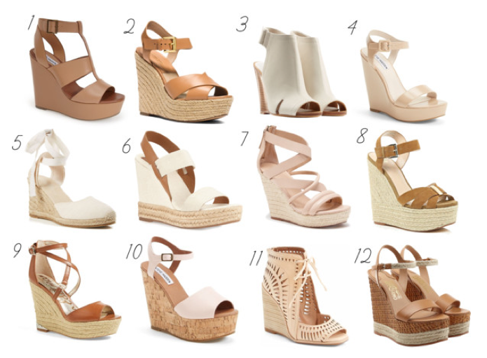 Summer Wedges_Styled By kasey