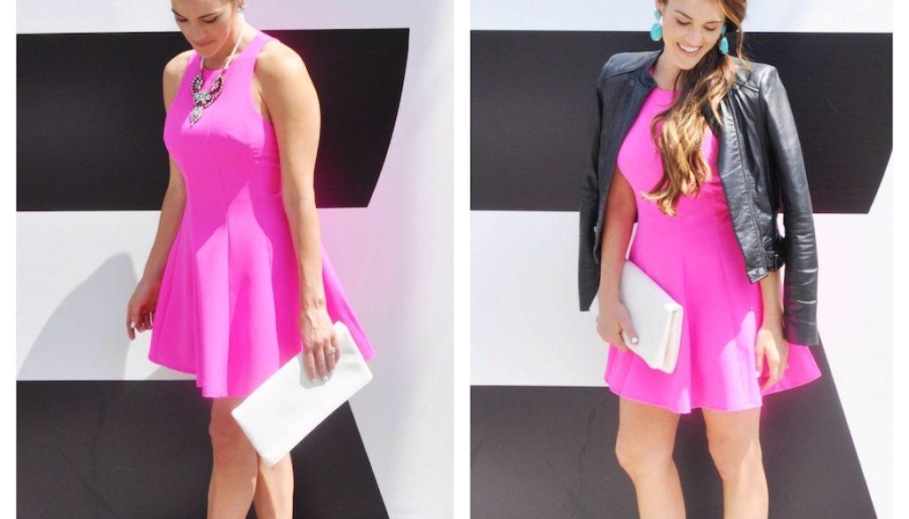 pink dress_stripe wall_two ways1