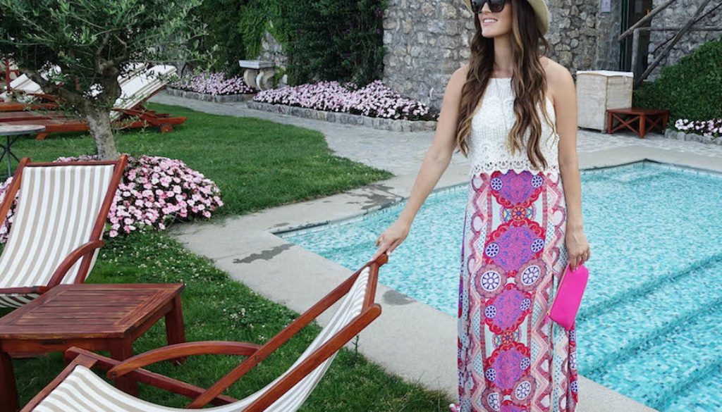 ravello_printed skirt_style by kasey