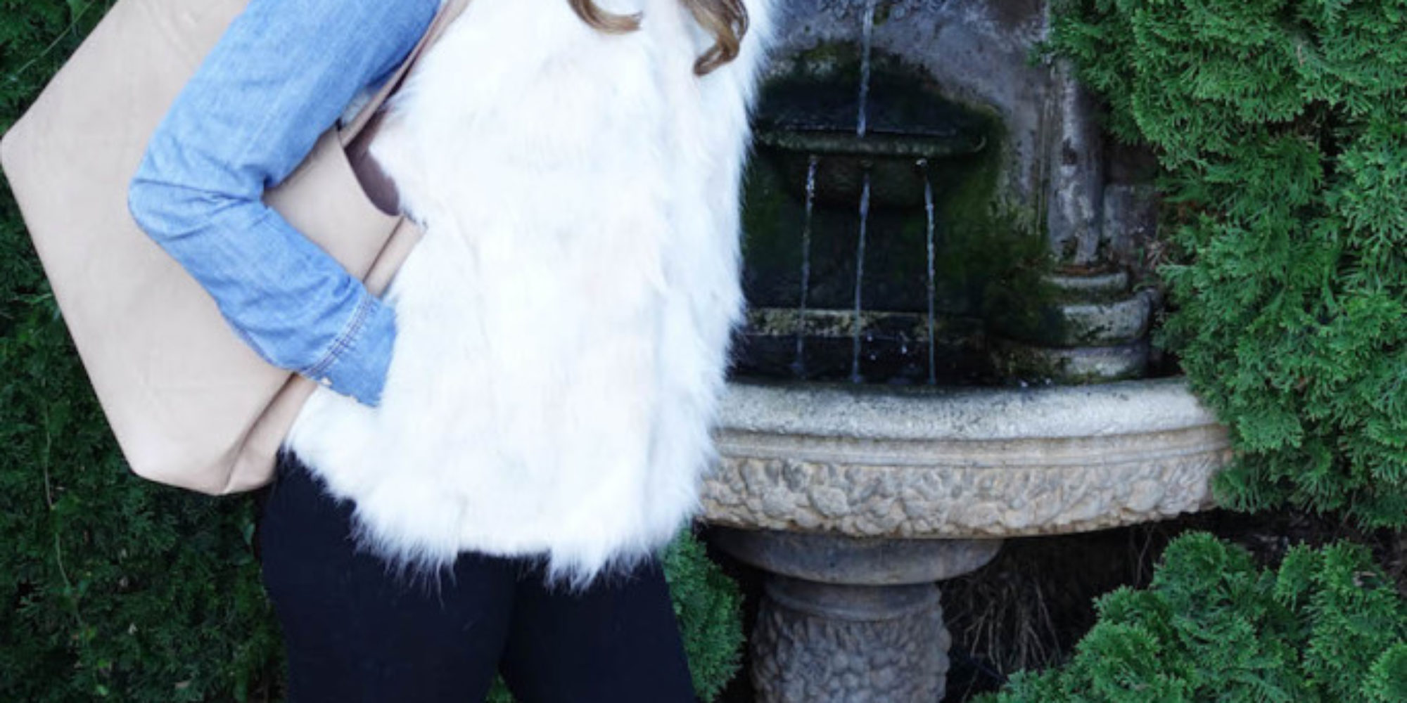 faux fur fall_styled by kasey