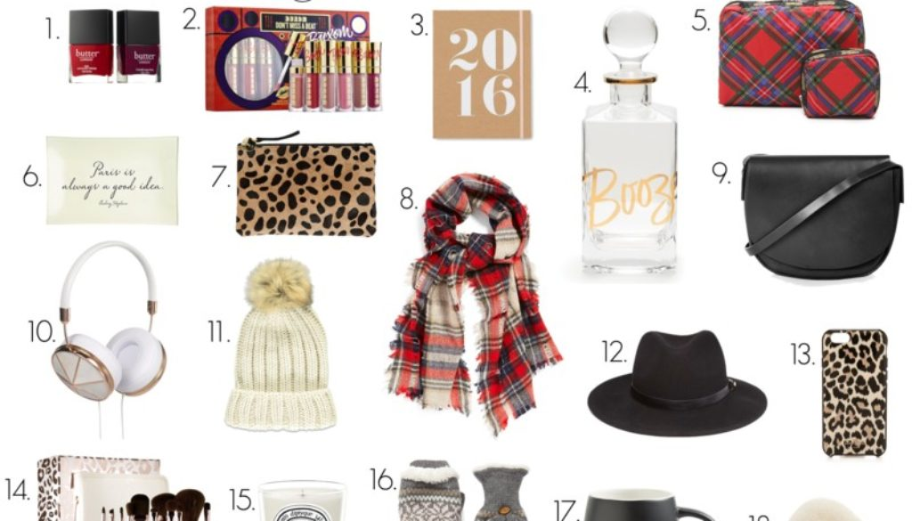 Her Holiday Gift Guide Under 150