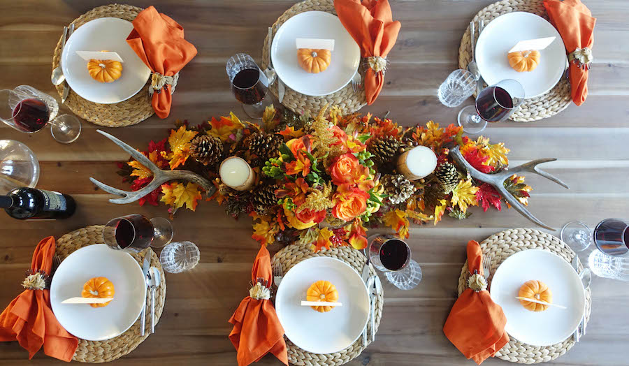 Thanksgiving Tablescape_styledbykasey