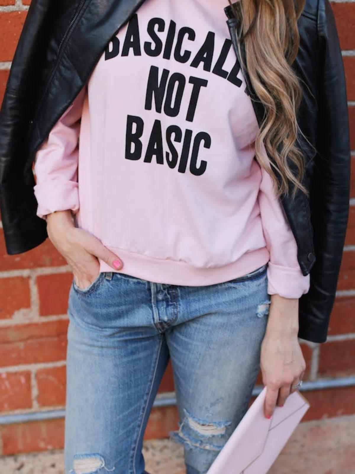 basically not basic styled by kasey