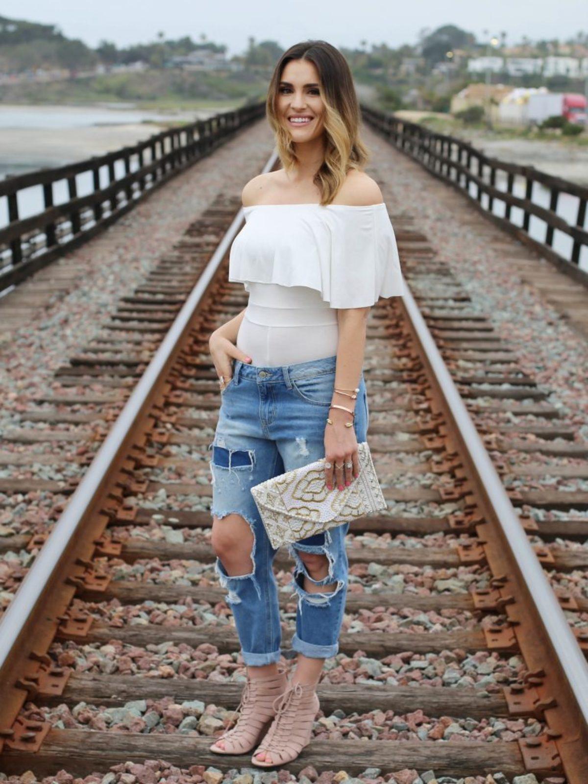 on the tracks_off the shoulder