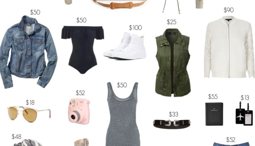 Labor Day Weekend Travel Outfits