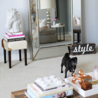 home style living room styled by kasey