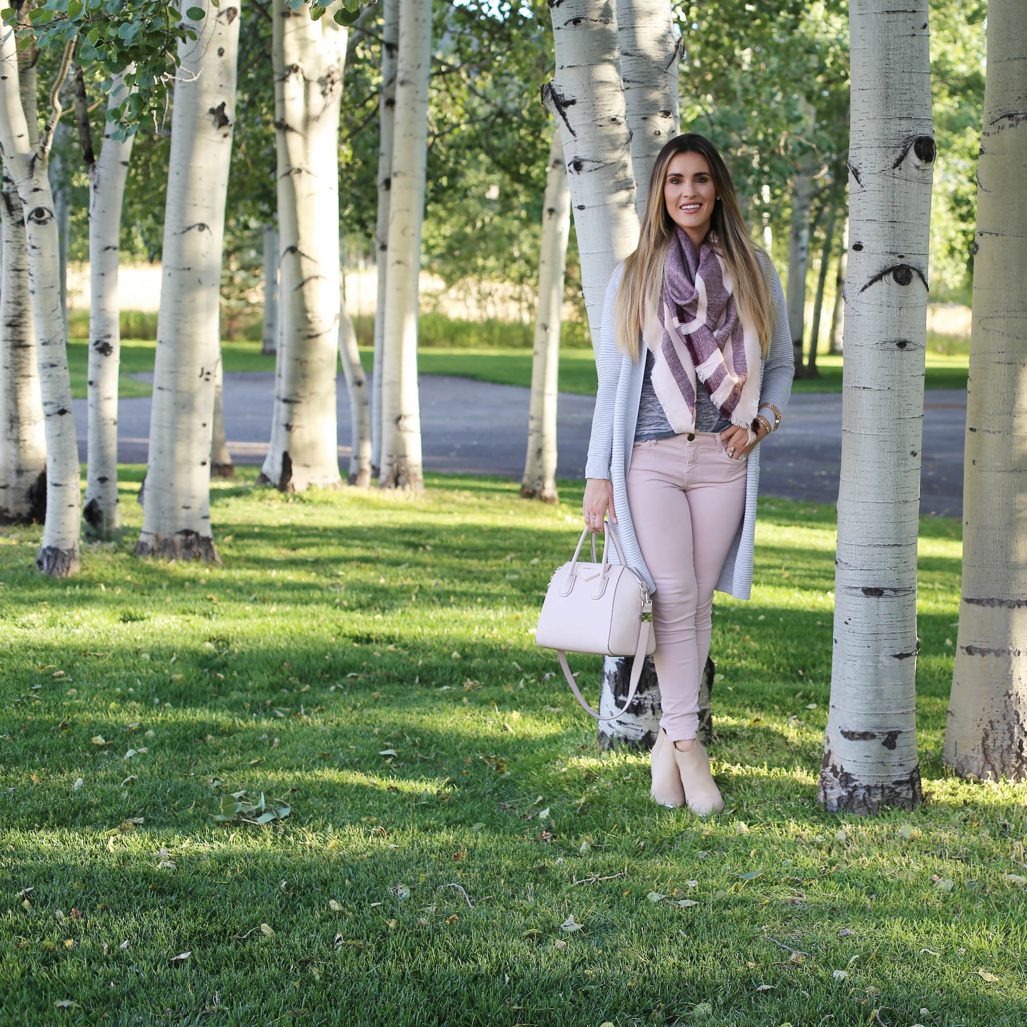 aspens fall blush styled by kasey