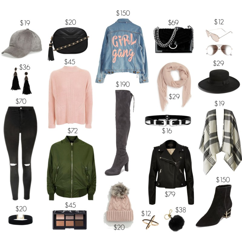 fall wardrobe staples styled by kasey