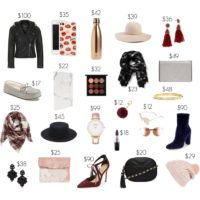 her holiday gift guide styled by kasey