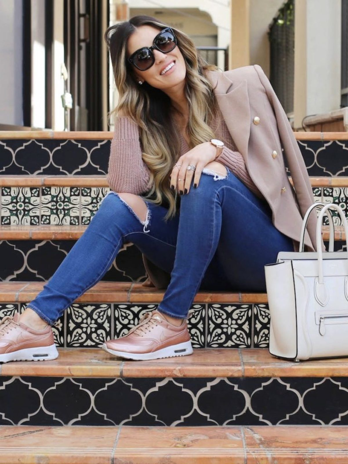 new year neutrals styled by kasey