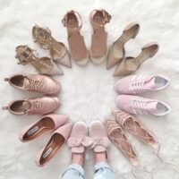 spring shoes styled by kasey