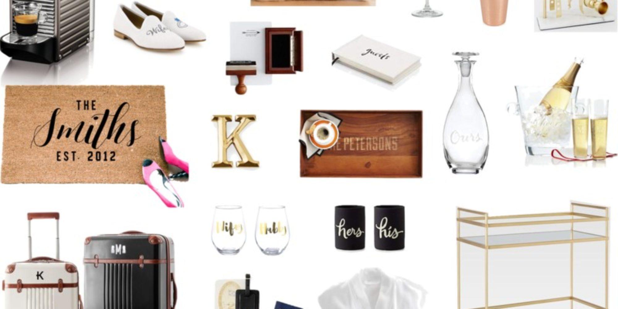 wedding gifts 2017