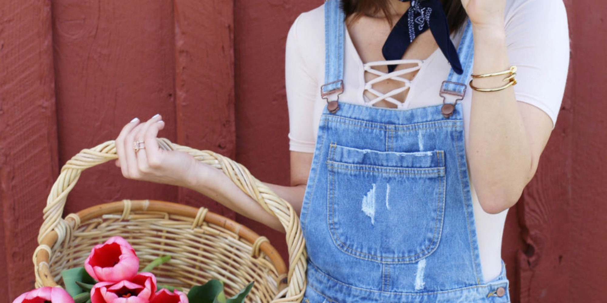 overalls in idaho styled by kasey