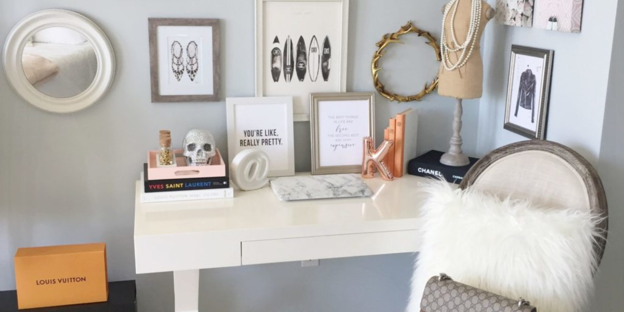 styled by kasey work space