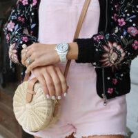 blush overalls