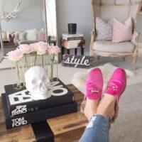 pink velvet mules forever 21
