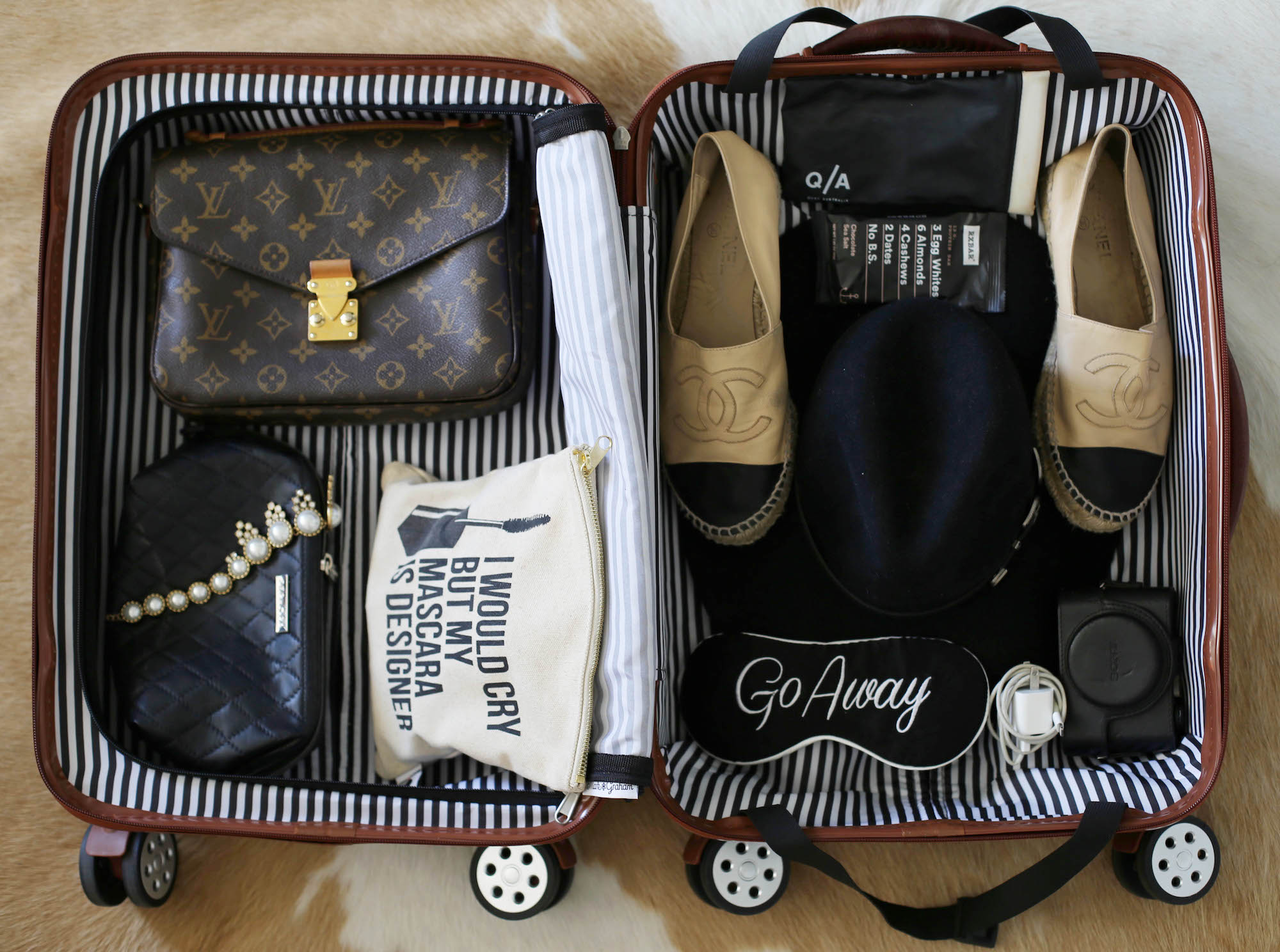 carry on luggage what to pack