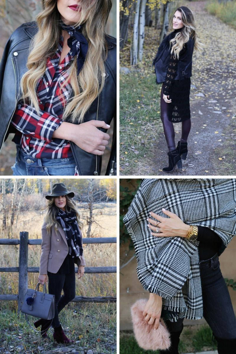 fall staple outfits