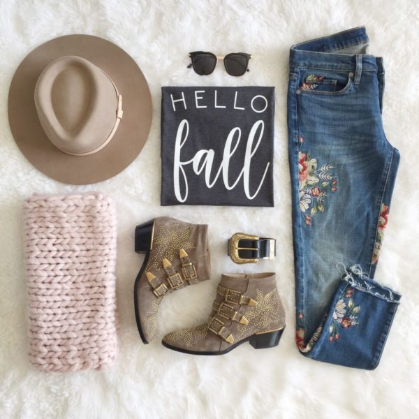 fall fashion staples shop