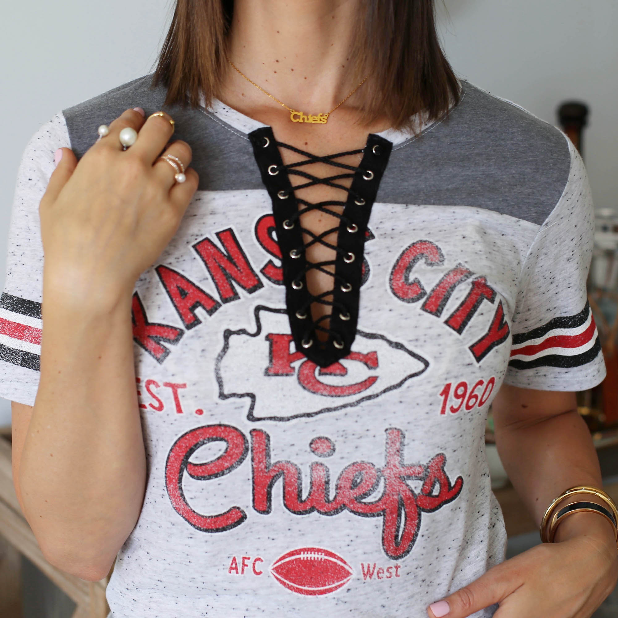 football fangirl fashion