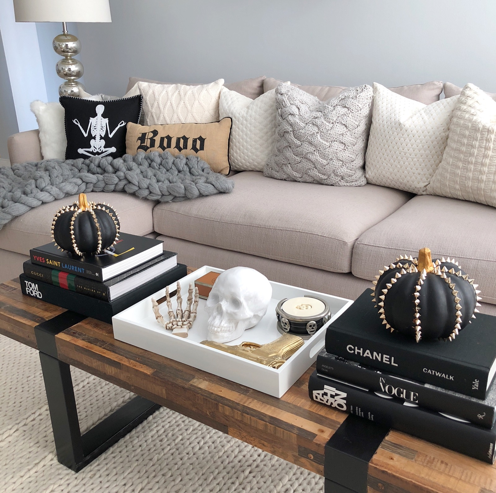Home Goods Under $100 Fall Styled By Kasey