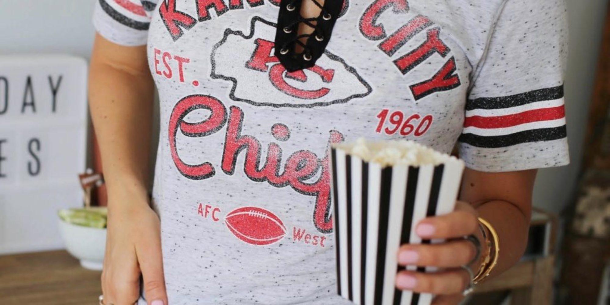 chiefs football fangirl