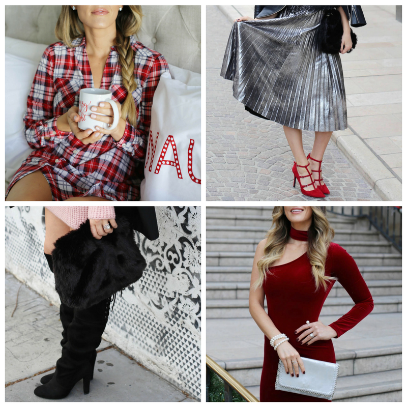 Festive Fashion Finds