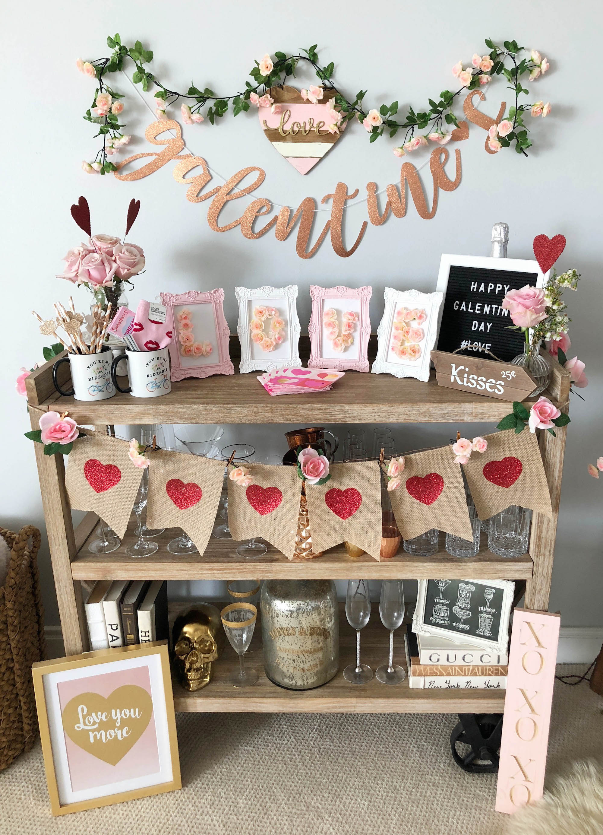 galentines day party