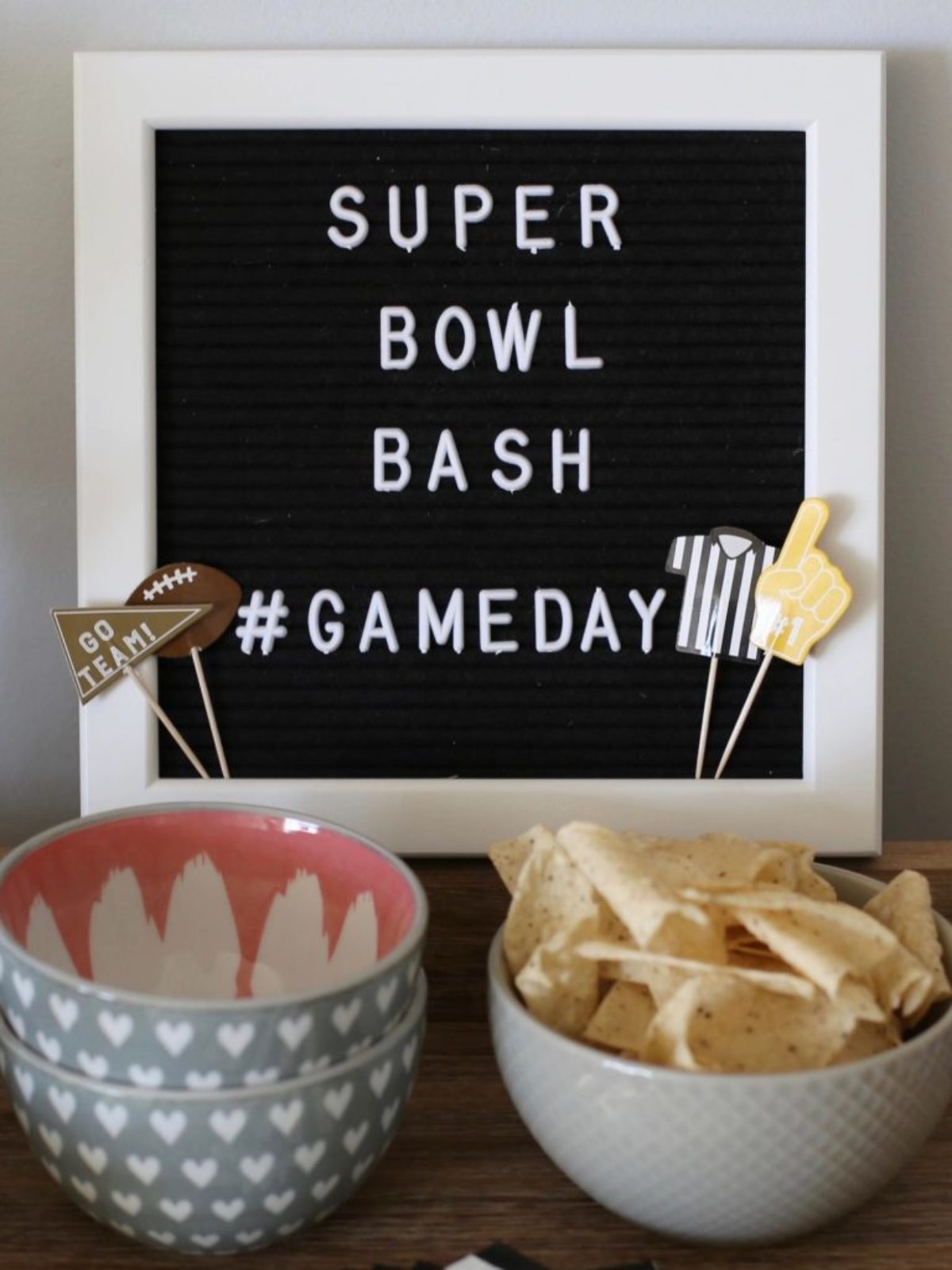 super bowl bash gameday
