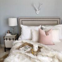 antlers guest bedroom