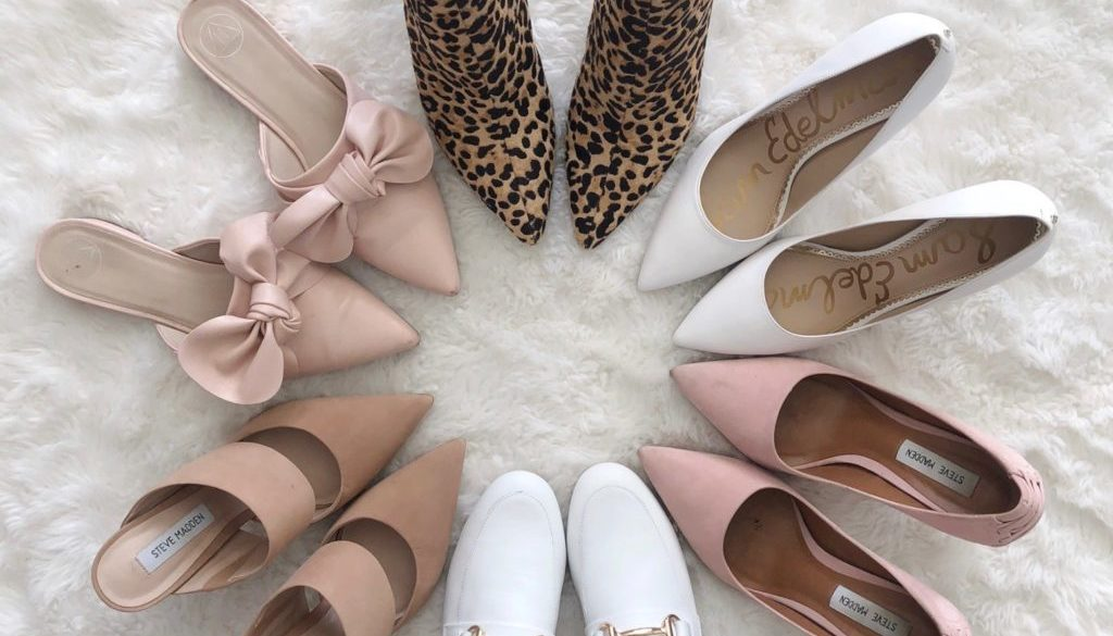 spring shoes