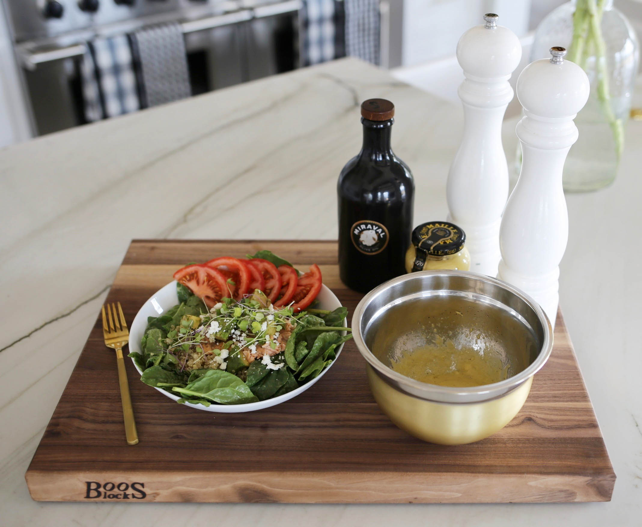 lemon salad dressing recipe