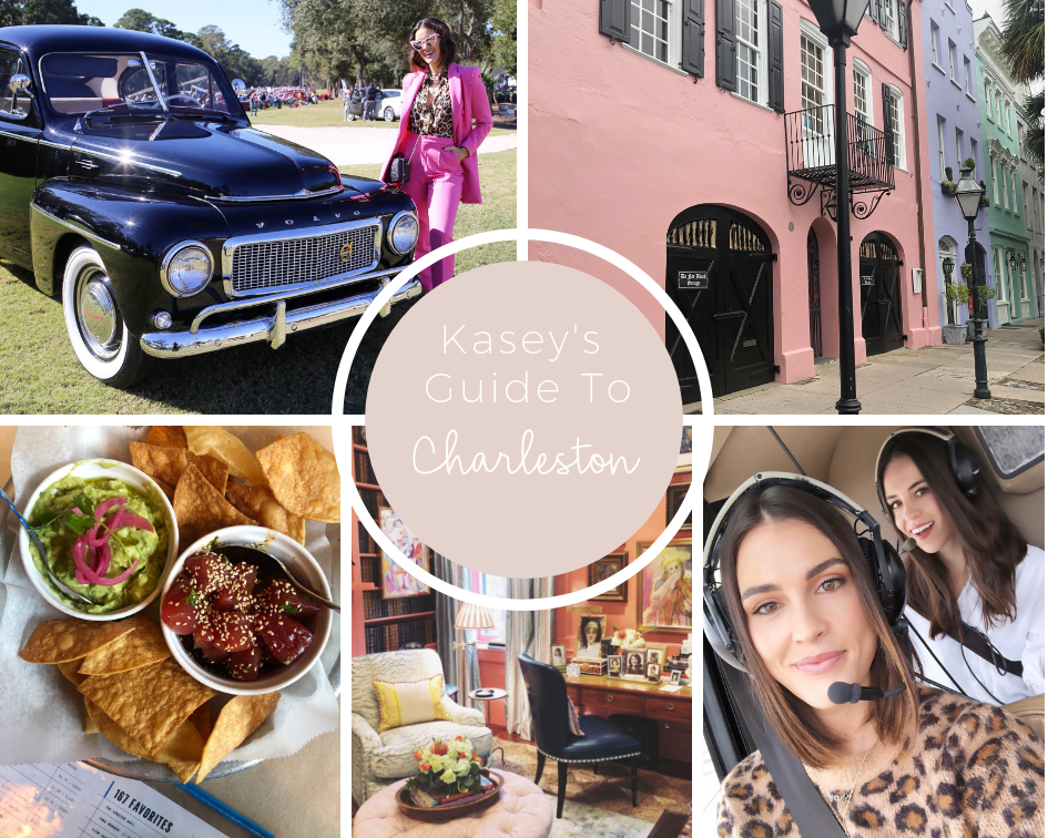 Travel Guides charleston