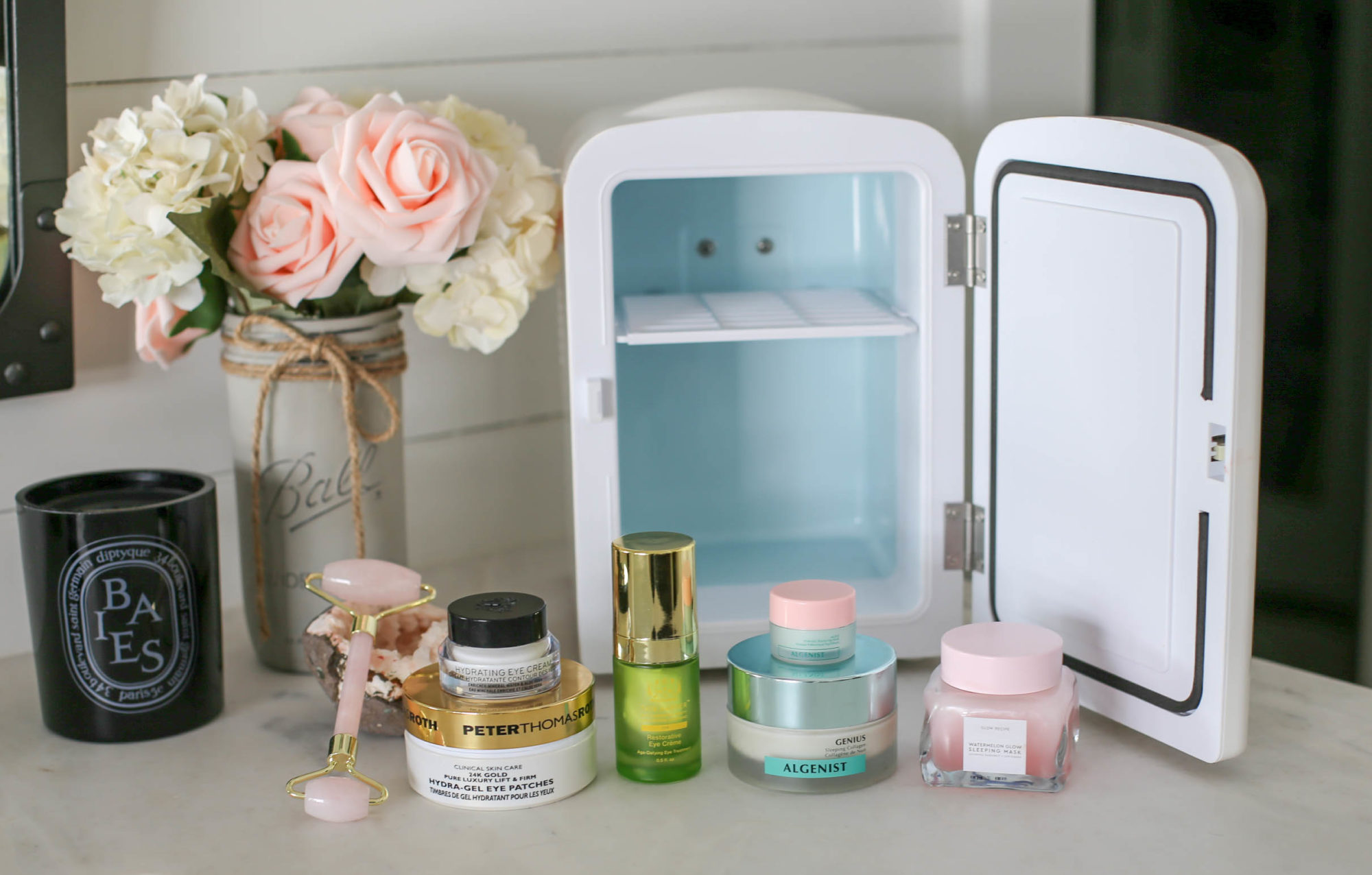 beauty mini fridge