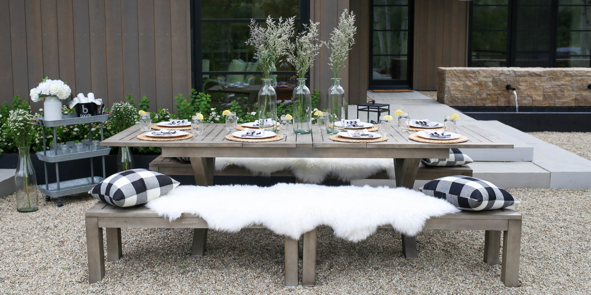 outdoor living pottery barn