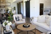 small sitting room
