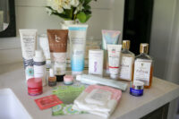 clean beauty and skin