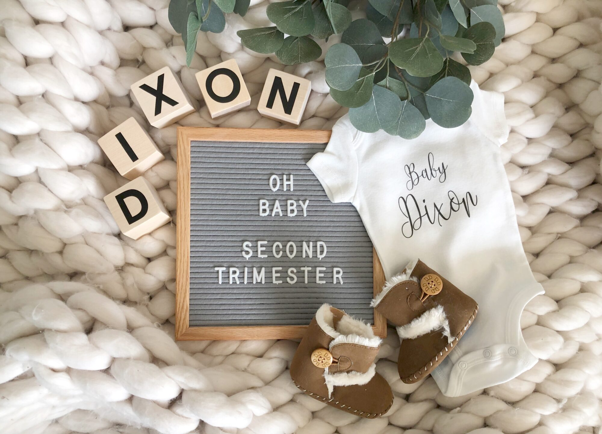pregnancy second trimester