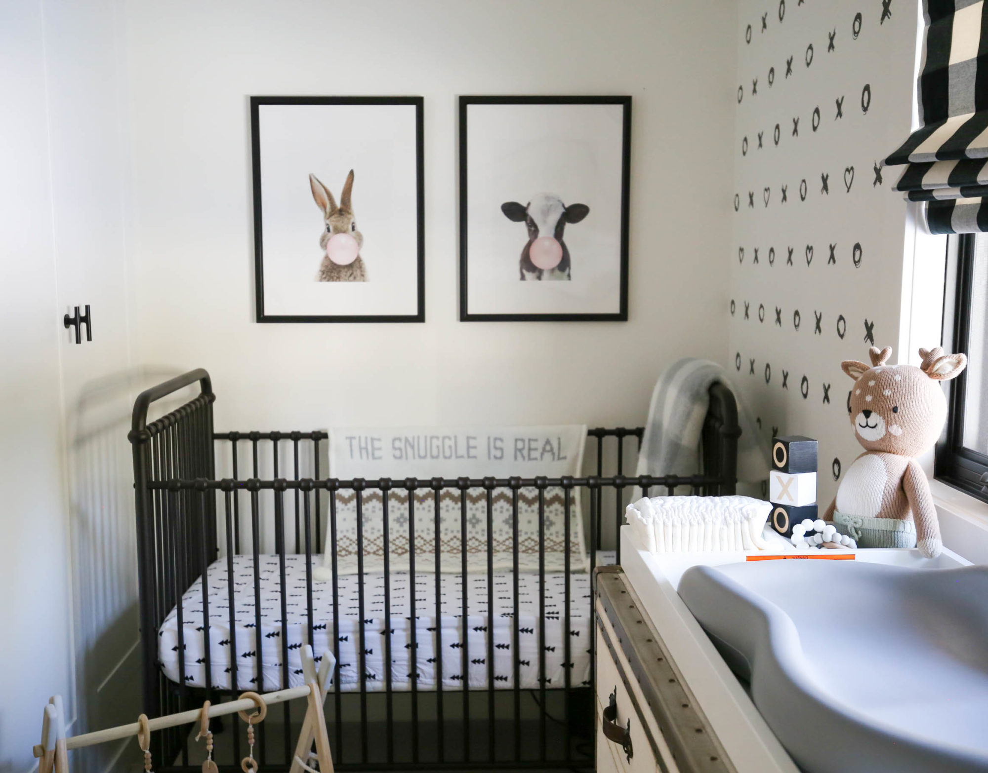 farmhouse nursery