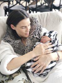 postpartum mom care