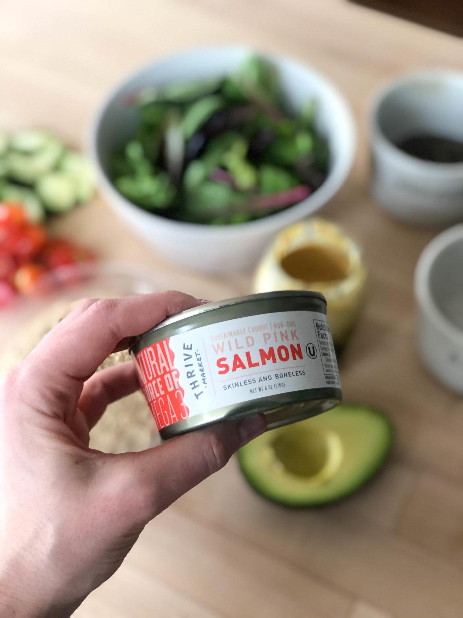 Mediterranean Canned Salmon Bowl_sbkliving_5