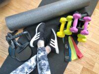 at home gym
