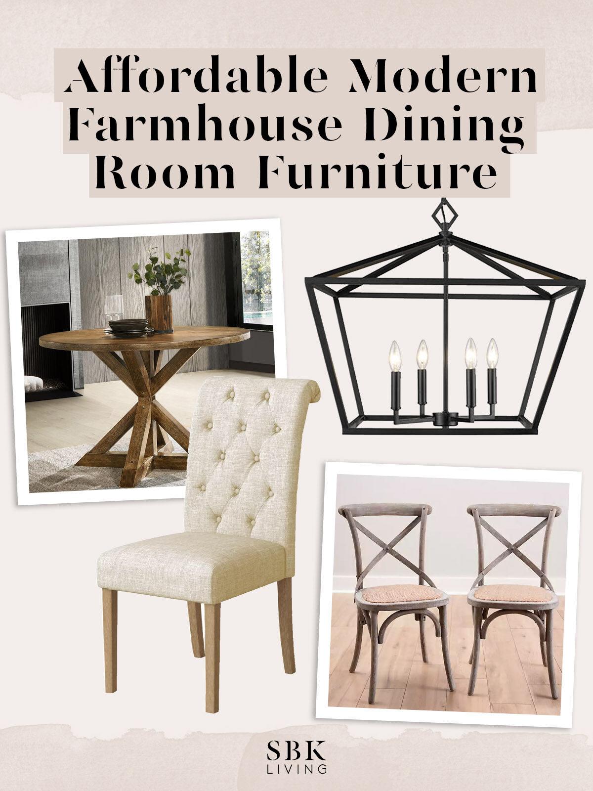 Farmhouse dining