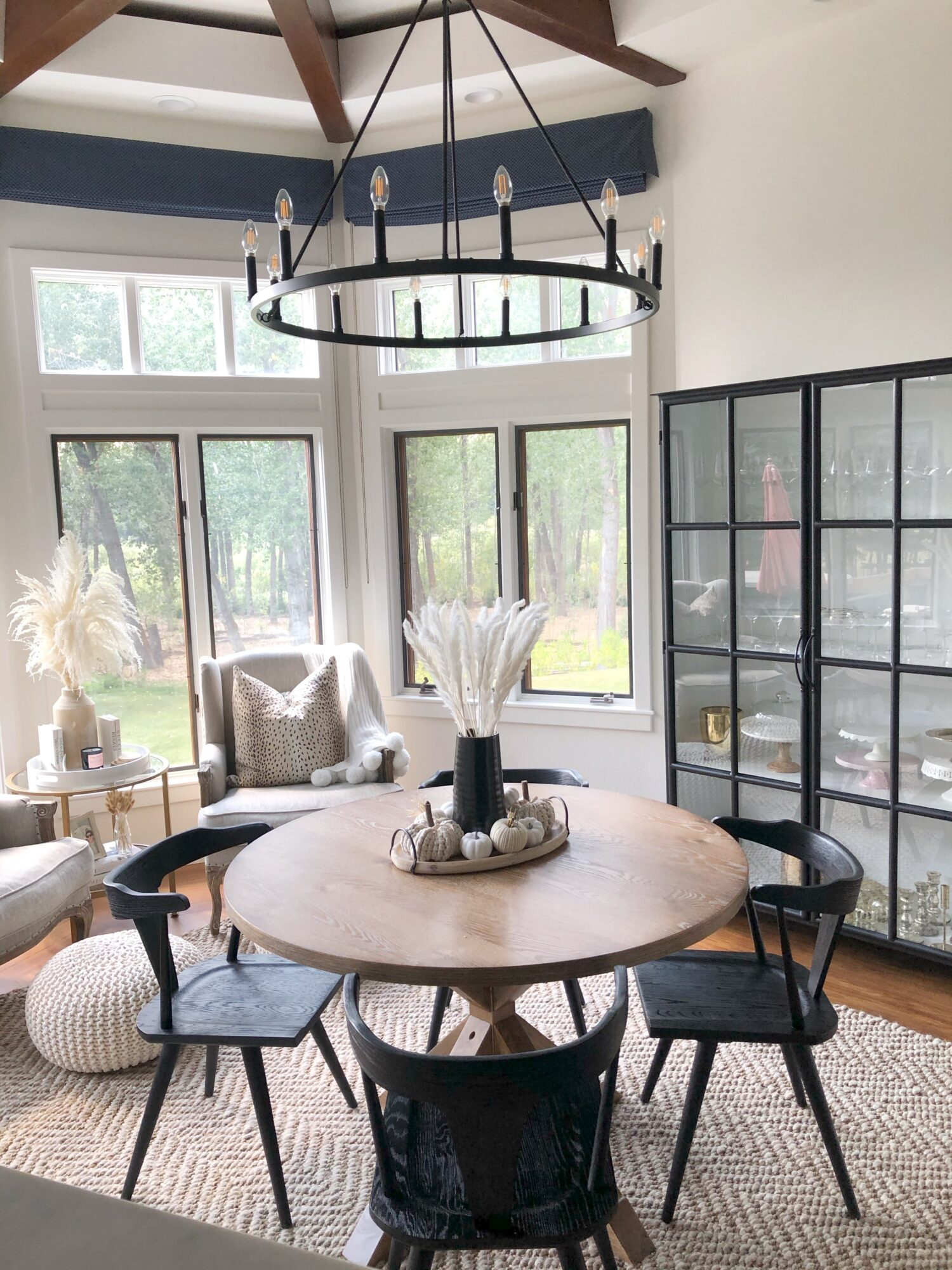 Affordable Modern Farmhouse Dining Room Furniture Styled By Kasey