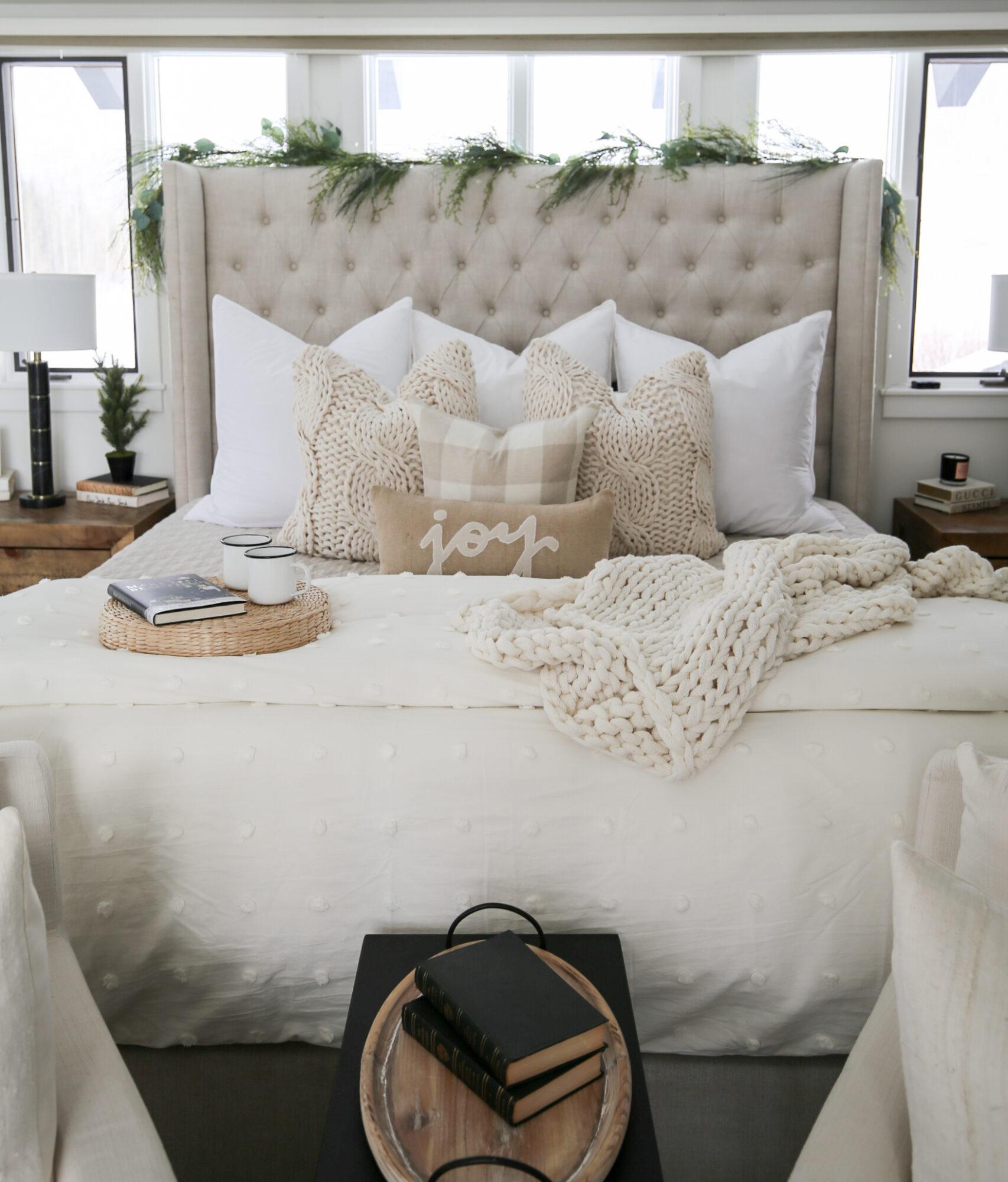 holiday bedroom