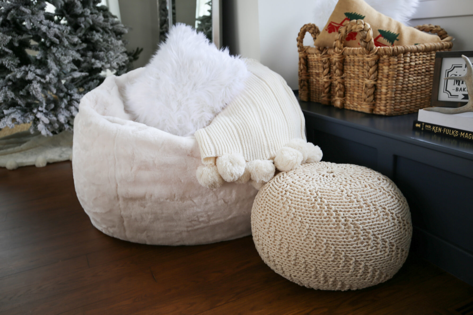 cozy up your living for winter