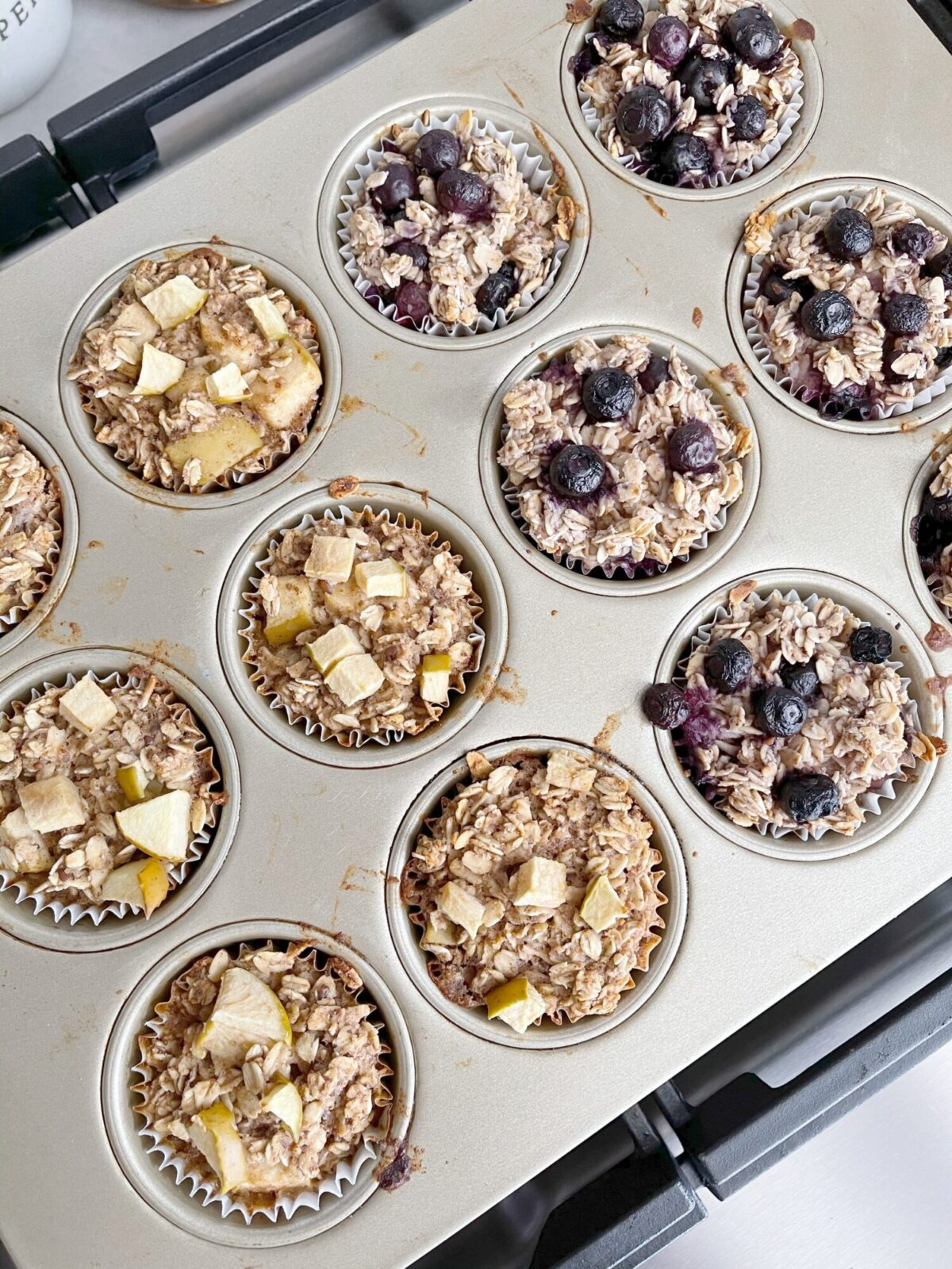 oatmeal cup recipes