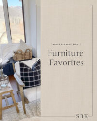 wayfair way day furniture finds